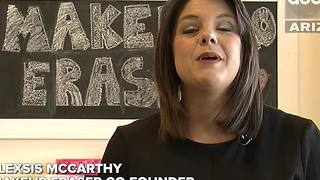 Peoria-based Makeup Eraser global multi-million dollar company_abc15 money - Video