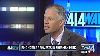 414ward: BMO Harris Reinvests in Sherman Park - Video