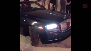 Lonzo Ball Gives LaVar A Rolls-Royce For Christmas - Video