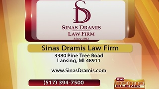 Sinas Dramis Law Firm - 1/10/17 - Video