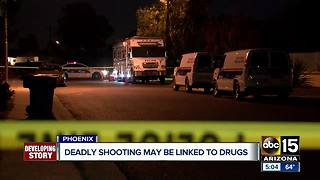 Investigation underway into deadly shooting in Phoenix - Video