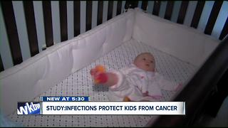 Infections could protect kids from Leukemia - Video