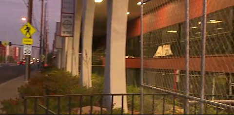 UNLV student robbed by a wrench-wielding suspect