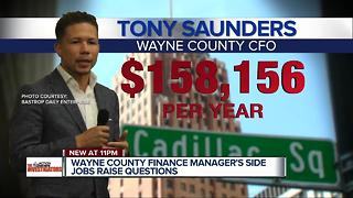 Wayne County manager in business with county vendor, out-of-state govts. - Video