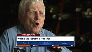Local machinist turning 92 has no plans to retire - Video