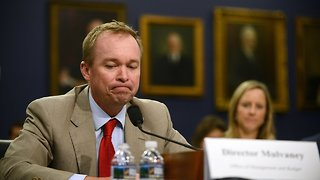 Mulvaney Asks For $0 To Fund The Consumer Financial Protection Bureau - Video