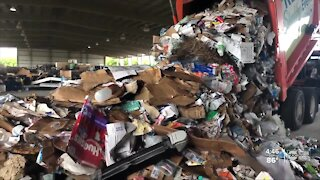 Recycling is being studied in Pinellas County