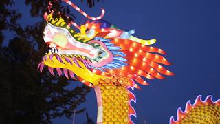 China Lights lantern festival coming to Craig Ranch Regional Park - Video