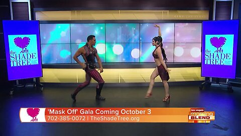 'Mask Off Gala' For The Shade Tree