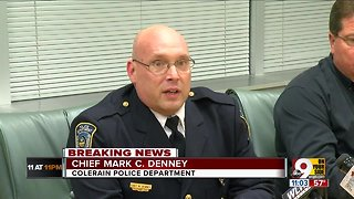Colerain Officer Dale Woods dies after being hit by pickup - Video