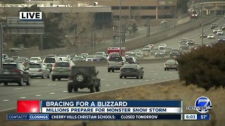 Colorado braces for a monster storm