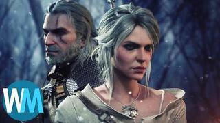 Top 10 Witcher 3 Moments! - Video