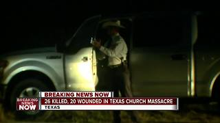 Who is Devin Kelley, Texas church mass shooting suspect? - Video