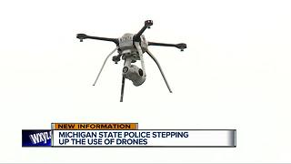 How Michigan State Police are using drones - Video