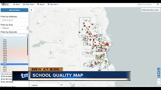 New school quality map helps parents compare MPS schools