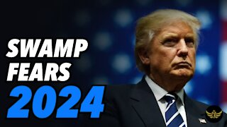 Swamp mad rush to prevent Trump 2024 Presidential run