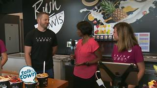 Rush Bowls: Healthy Meals on the Go - Video