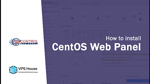[VPS House] How to install CentOS Web Panel?
