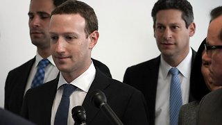 All Eyes Will Be On How Mark Zuckerberg Reacts To Congress This Week - Video
