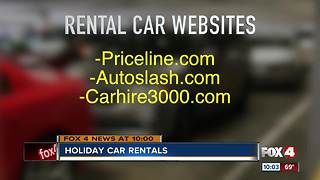 Holiday Car Rental - Video