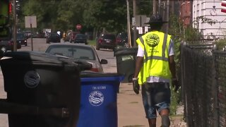 Union representing Cleveland waste workers says city provided workers expired PPE