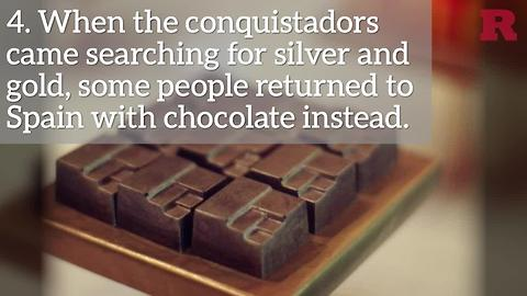 7 sweet facts about chocolate | Rare Life