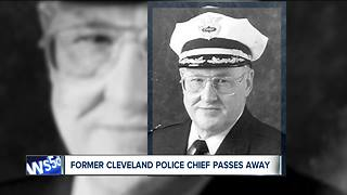 Former Cleveland Police Chief dies