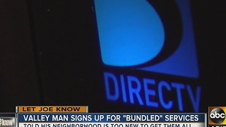 People urged to read fine print with holiday bundles packages - Video