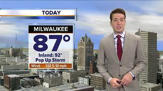 Meteorologist Josh Wurster's 4th of July 4cast