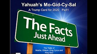 Yahuah's Mo-Gid-Cy-Sal A Trump Card for 2020 - Part 1