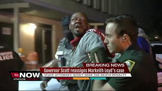 No death penalty for Loyd, Gov reassigns case - Video
