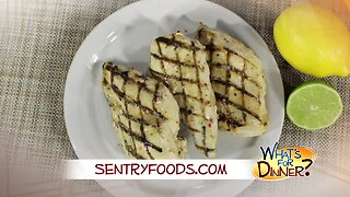What's for Dinner? - Grilled Marinated Chicken
