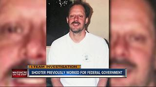 Las Vegas shooter worked as a mailman; IRS agent - Video