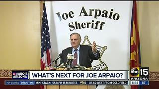 Sheriff Joe Arpaio update: No 'lawyer in the world' could save Arpaio, analyst says - Video