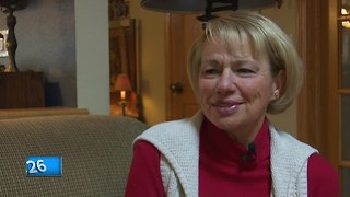 Local woman's connection to the Mayflower