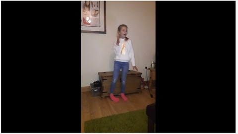 9-year-old magnificently sings classic Barbra Streisand song