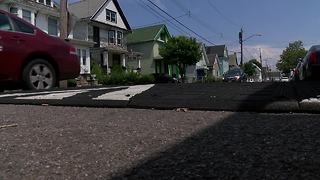 Buffalo neighbors want speed humps now - Video
