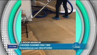 Putting The Science Into Carpet Cleaning // Zerorez Denver