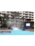 Subtropical Storm Alberto Whips Up Mini-Waterspout in Hotel Pool