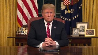 President Trump address and response from Democrat leaders on shutdown, border security