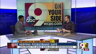 Keeping pedestrians safe - Video