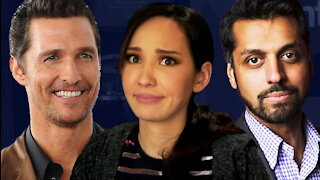Matthew McConaughey Blasted for Sympathizing with Conservatives | Ep 264