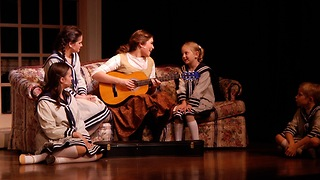 The Sound of Music as a High School Play - Amazing