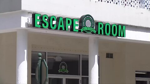 Escape room set to open in Abacoa Town Center