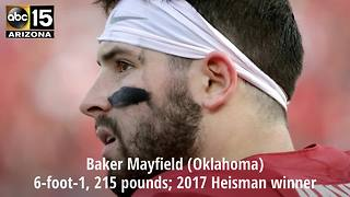 5 quarterbacks the Cardinals might select in the NFL Draft - ABC15 Sports - Video