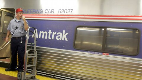Amtrak Seeks $1.5 Billion Bailout