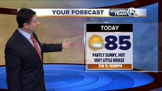 South Florida Monday morning forecast (3/19/18) - Video