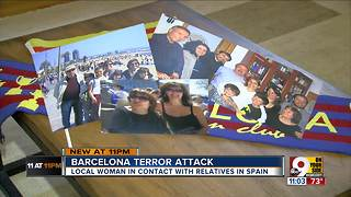 Terror attacks in Spain kill 13, injure over 100 - Video