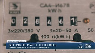 Getting help with utility bills