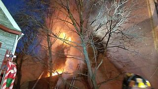 Several Injuries Reported in Seven-Alarm Bronx Fire - Video